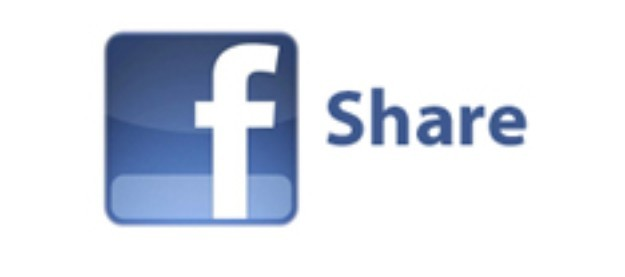 Facebook Share Button For Blogger and WordPress