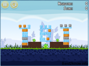 Angry Birds in Game