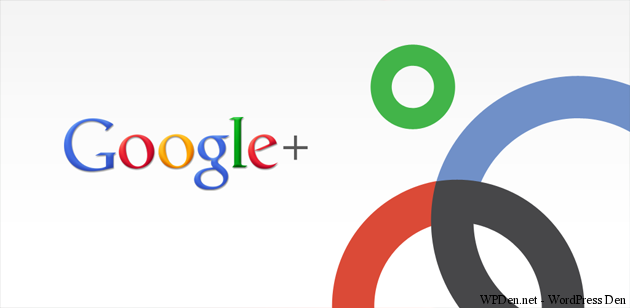 Automatically add Google Plus (+) to your Post